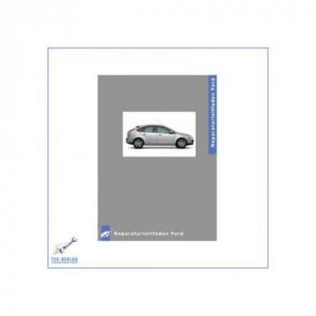 Ford Focus (>04) Cabrio Faltdach - Werkstatthandbuch