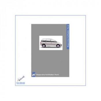 Ford Galaxy (00-06) Automatikgetriebe AG5 - Werkstatthandbuch