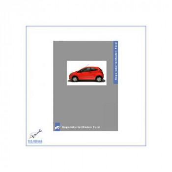 Ford KA (>08.2008) Fahrwerk - Werkstatthandbuch