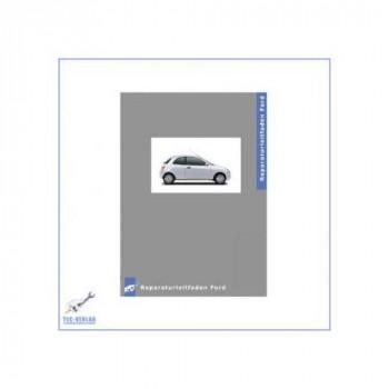 Ford KA (96-08) Fahrwerk - Werkstatthandbuch