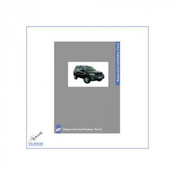 Ford Maverick (00-04) 3.0L Duratec-VE (VE6) Motor - Werkstatthandbuch