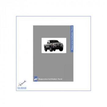 Ford Ranger (>06) Automatikgetriebe 5R55S - Werkstatthandbuch