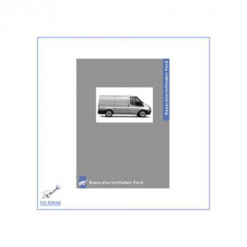 Ford Transit (06>) Schaltgetriebe MT82 4x4 - Werkstatthandbuch