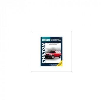 Honda CR-V/Odyssey (95 - 00) - Repair Manual Chilton