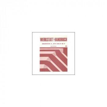 Honda Legend (88>) - Werkstatthandbuch - Nachtrag
