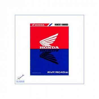 Honda RVF 750 / RC 45 (S) (94-98) - Nachtrag zum Werkstatthandbuch