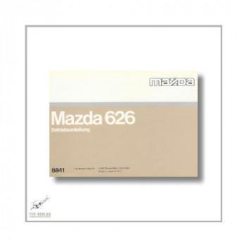 Mazda 626 (87>) Betriebsanleitung 1987