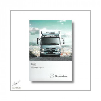 Mercedes-Benz Atego (04>) BlueTec Hybrid Supplement 2010