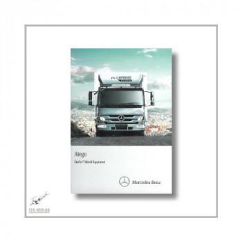Mercedes-Benz Atego (04>) BlueTec Hybrid Supplement 2010