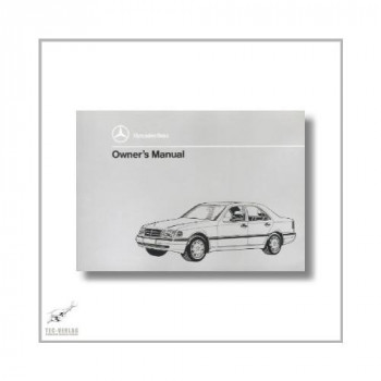 Mercedes-Benz C-Class (93>) Owner`s Manual C