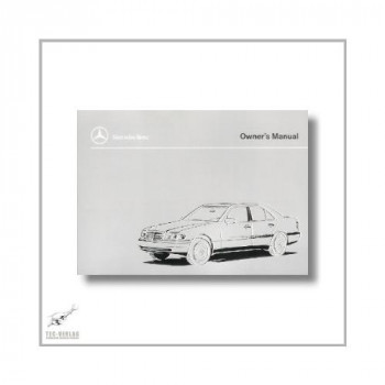 Mercedes-Benz C-Class (93>) Owner`s Manual F