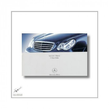 Mercedes-Benz C-Class Sedan (00>) Operator`s Manual 2006
