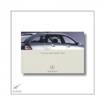 Mercedes-Benz C-Class Sport Wagon (00>) Operator`s Manual 2003