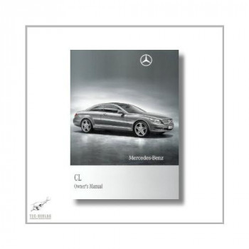 Mercedes-Benz CL (06>) Owner`s Manual 2010