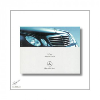 Mercedes-Benz E-Class (02>) Owner`s Manual 2006