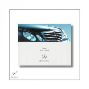 Mercedes-Benz E-Class (02>) Owner`s Manual 2006