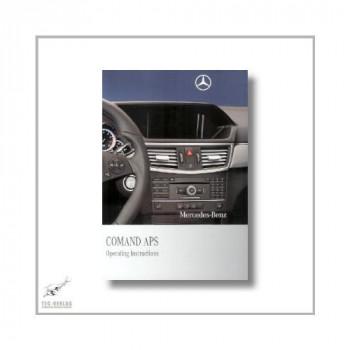Mercedes-Benz E-Class (09>) Comand APS Operating Instructions 2009