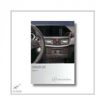 Mercedes-Benz E-Class (09>) Comand APS Supplement 2010