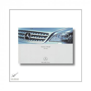 Mercedes-Benz M-Class (05>) Operator`s Manual 2007