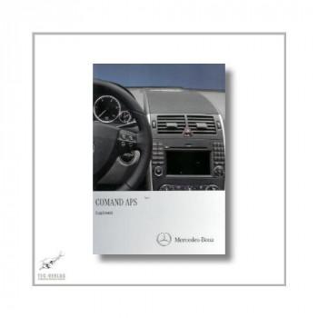 Mercedes-Benz R-Class (05>) Comand APS Supplement 2011