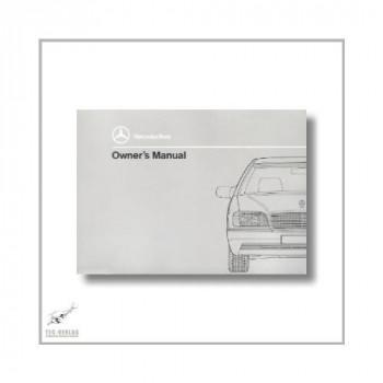 Mercedes-Benz SE (91>) Owner`s Manual 1990