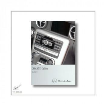 Mercedes-Benz SLK (11>) Comand Online Supplement 2011