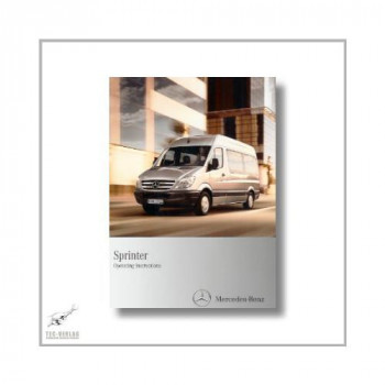 Mercedes-Benz Sprinter (06>) Operating Instructions 2010