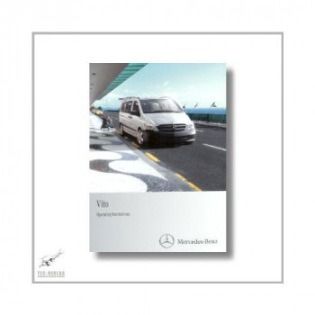 Mercedes-Benz Vito (03>) Operating Instructions 2011