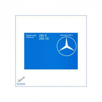 Mercedes Benz W 123 (75-85) - Owners Manual