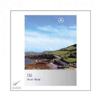 Mercedes CLS Typ 218 (11 >) - Owner Manual