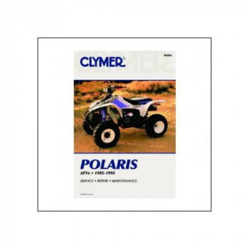 Polaris ATV's (1985-1995) - Reparaturanleitung