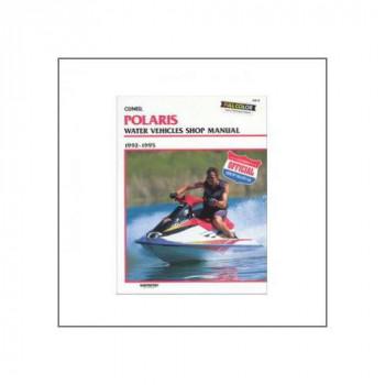 Polaris Jet Ski & Water Vehicles (92-95) - Werkstatthandbuch