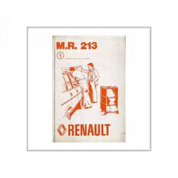 Renault 14 - Werkstatthandbuch Fehlerermittlung