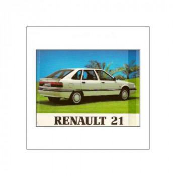 Renault 21 (>90) - Bedienungsanleitung