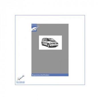 Renault Espace IV (02>) Wartung, Inspektion - Werkstatthandbuch