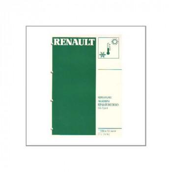 Renault Klimaanlage - Werkstatthandbuch