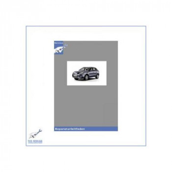 Renault Koleos (>08) 2.5 Liter Motor 2TR - Werkstatthandbuch