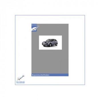 Renault Koleos (>08) Heizung, Klimaanlage - Werkstatthandbuch