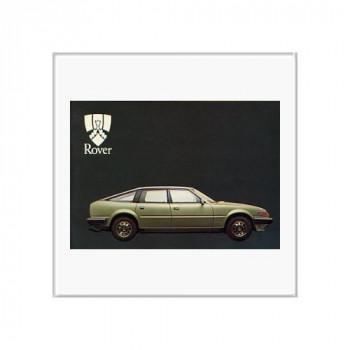 Rover 2000 , 2300 , 2300S , 2600S Serie (81>) - Betriebsanleitung