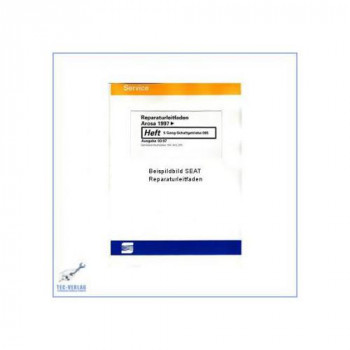 Seat Arosa (>97) - Elektrische Anlage - Wartungshandbuch - Reparaturleitfaden