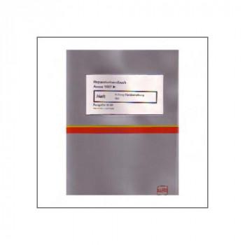 Seat Arosa (>97) Schaltgetriebe 02J - Reparaturleitfaden