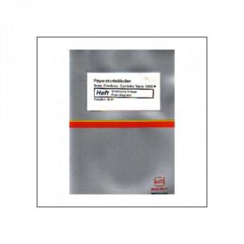 Seat Ibiza Cordoba (1999>) Eigendiagnose Elektrische Anlage - Reparaturleitfaden