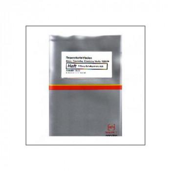 Seat Ibiza Cordoba (99>) Schaltgetriebe 5-Gang 02K - Reparaturanleitung