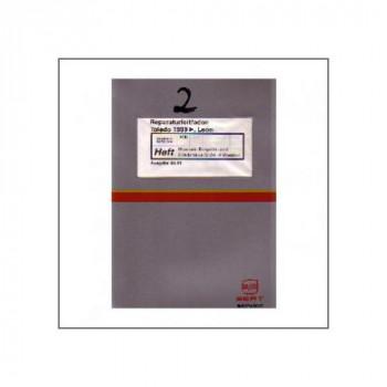 Seat Toledo, Leon (98-06) - Motronic Einspritz-u.Zündanlage AQN