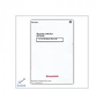 Skoda Roomster 1,6 (06-10) Automatikgetriebe 09G GKB: JUF - Reparaturleitfaden