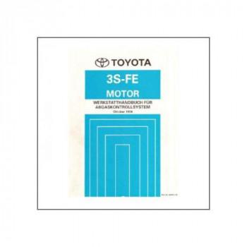 Toyota 3S-FE Motor Abgaskontrillsystem (<96) - Werkstatthandbuch