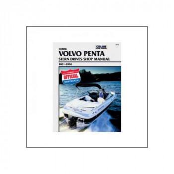 Volvo Penta Stern Drives (01-04) - Werkstatthandbuch