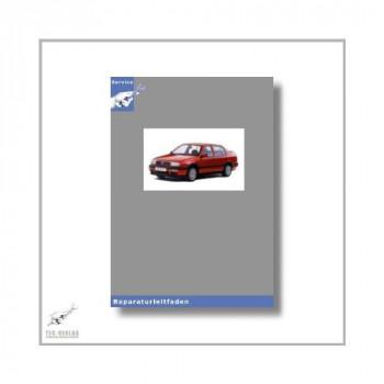 VW Vento, Typ 1H (92-98) 5 Gang-Schaltgetriebe 02J - Reparaturanleitung