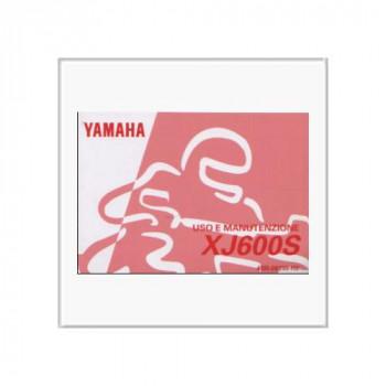 Yamaha XJ 600 S - Uso e manutenzione