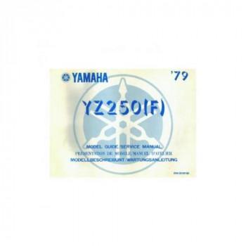 Yamaha YZ250 (F) - Wartungsanleitung